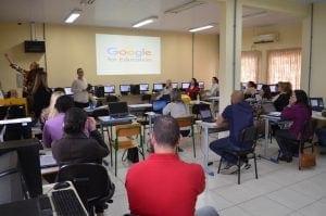 Escola Rubens Arruma Ramos recebe o projeto piloto. Foto: Divulgação.