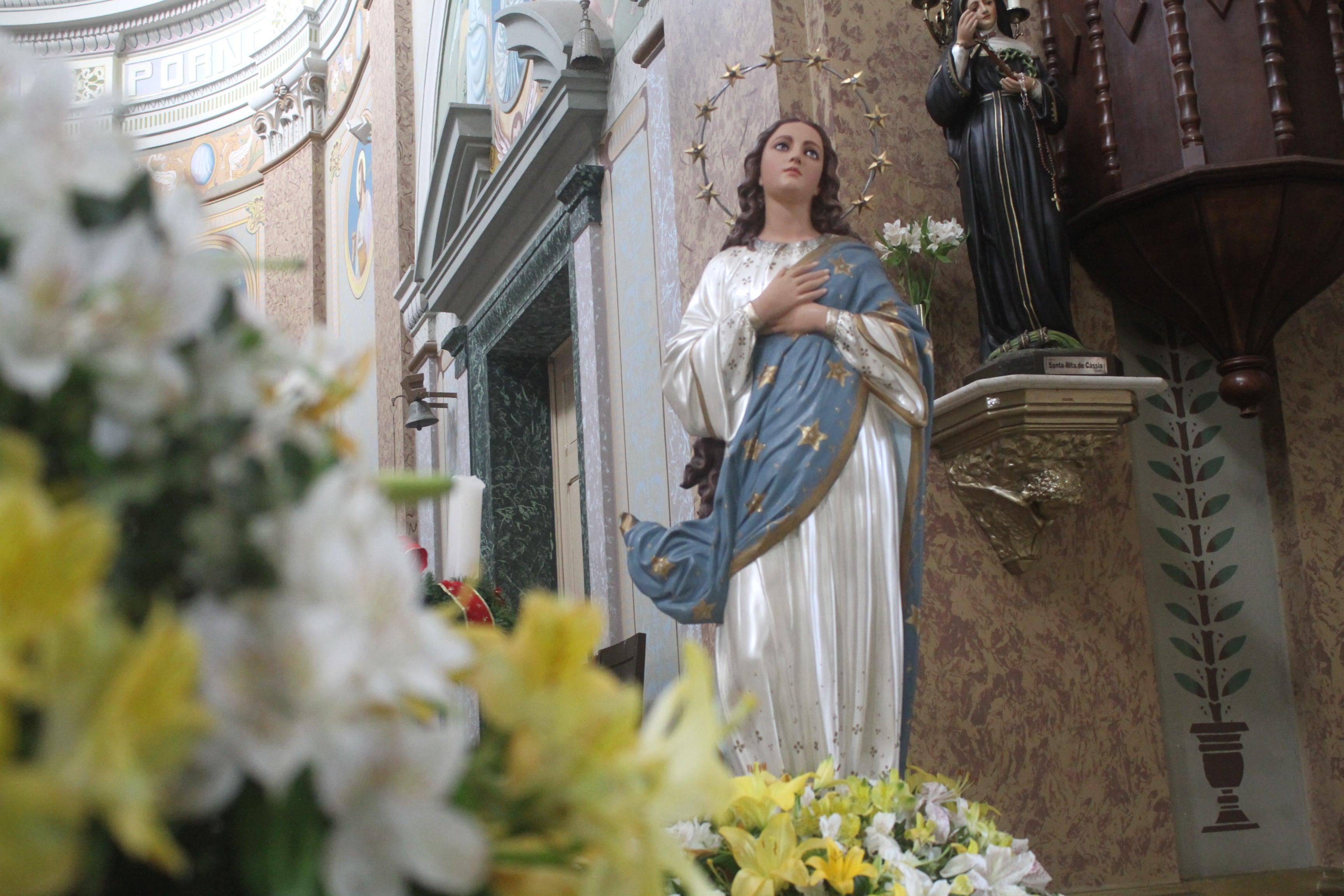 Icatolica Com Nossa Senhora Da Conceição Aparecida: Urussanga Celebra A Padroeira Nossa Senhora Da Conceição