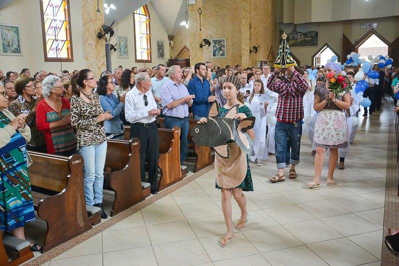 Aparecida (SP) vai instalar estátua maior que o Cristo Redentor