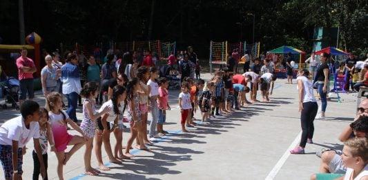 [Mina Brasil promove Projeto Criança na Praça]