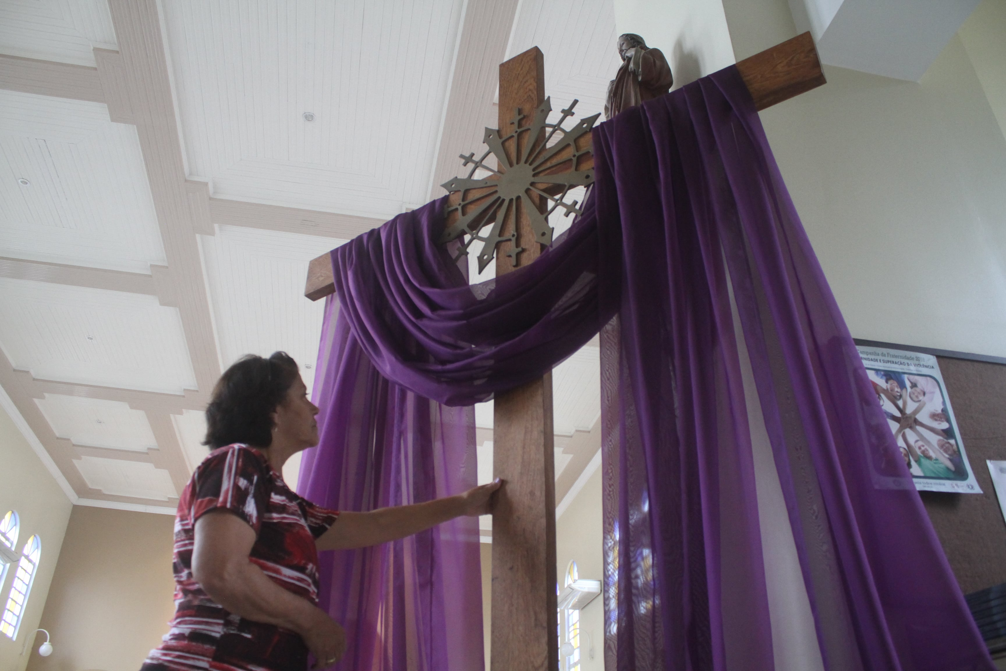Três dias de celebração rumo à Páscoa, maior festa cristã — Liturgia