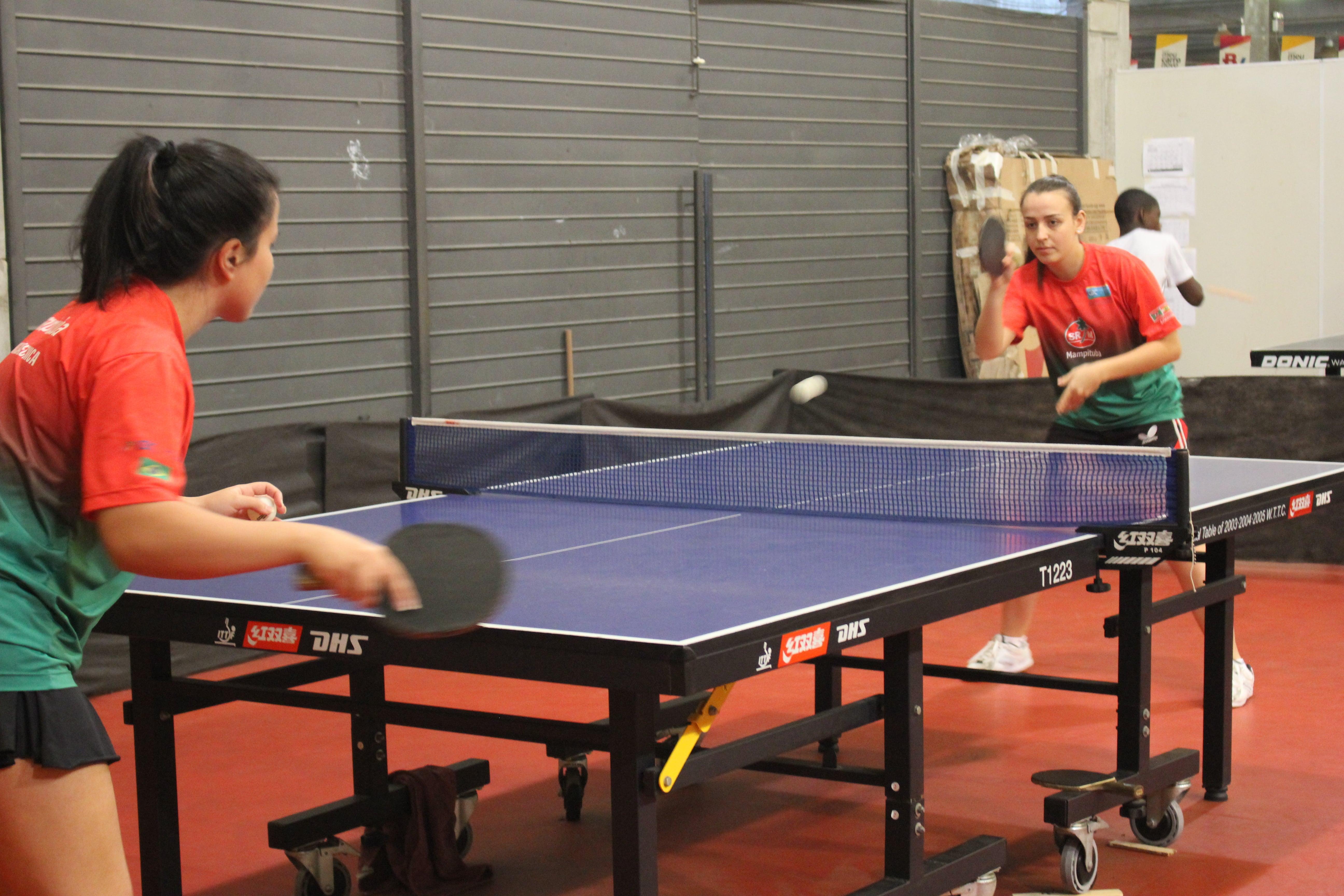 7571075f6 Criciumenses estarão em competição de tênis de mesa - DN Sul ...