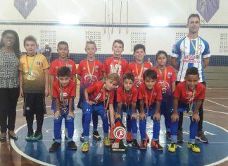 c144b2b64e Içara  Equipe fica com o título da LAC