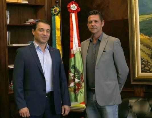 [Jamazi Alfredo Ziegler será o novo presidente do Porto de Imbituba]
