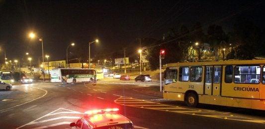 [Criciúma: Nova alteração na Rodovia Jorge Lacerda é monitorada pela DTT]